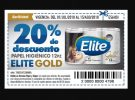 cupon soriana Papel Higiénico Elite Gold